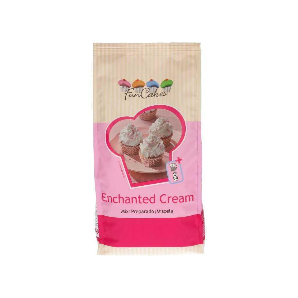 Crème enchantée FUNCAKES 900g