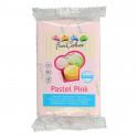 Pâte à sucre FUNCAKES Rose pastel 250g