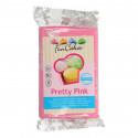 Pâte à sucre FUNCAKES Pretty rose 250g