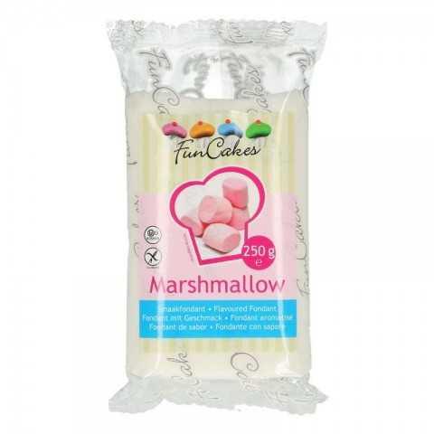 Pâte à sucre FUNCAKES Marshmallow 250g