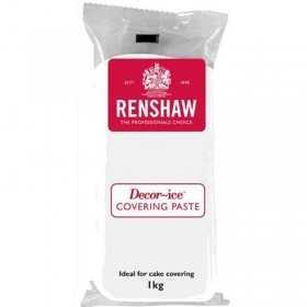 Pâte à sucre Blanche Renshaw 1 kg