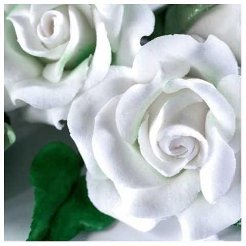 Gumpaste, flowerpaste ou pate à fleur Blanche Renshaw 250 gr