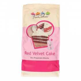 FunCakes Mix pour Red Velvet Cake 1kg
