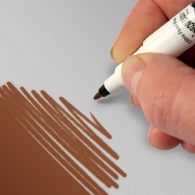Feutre de colorant alimentaire Chocolate