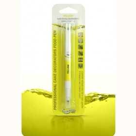 Feutre de colorant alimentaire Yellow