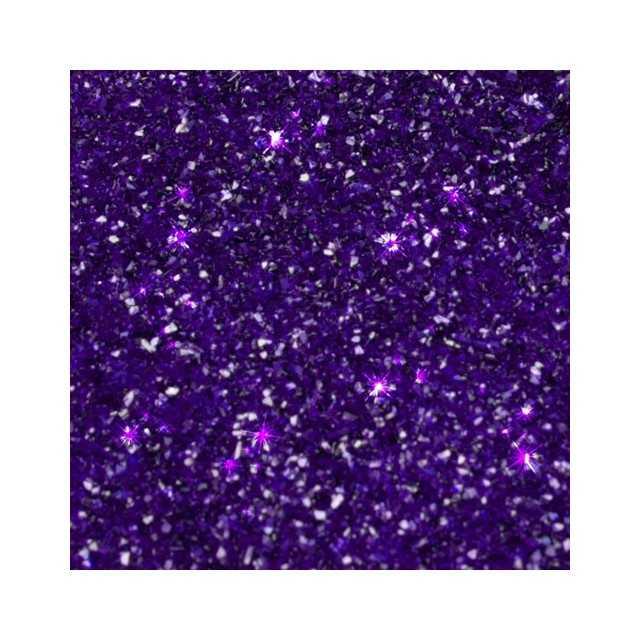 Paillettes Alimentaires Purple Rainbow Dust