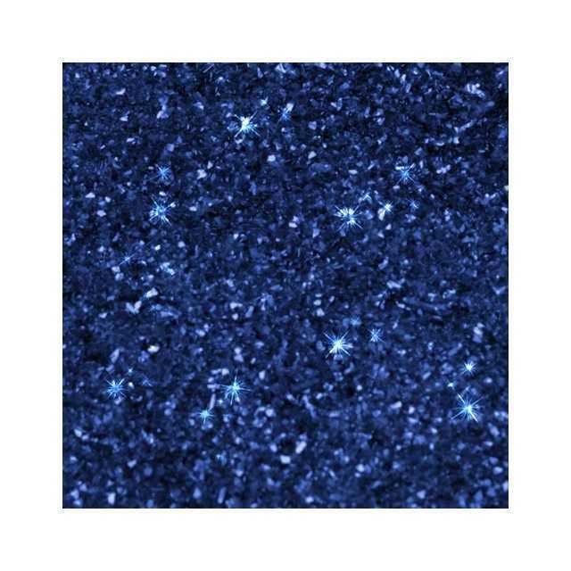 Paillettes Alimentaires Sapphire Blue Rainbow Dust