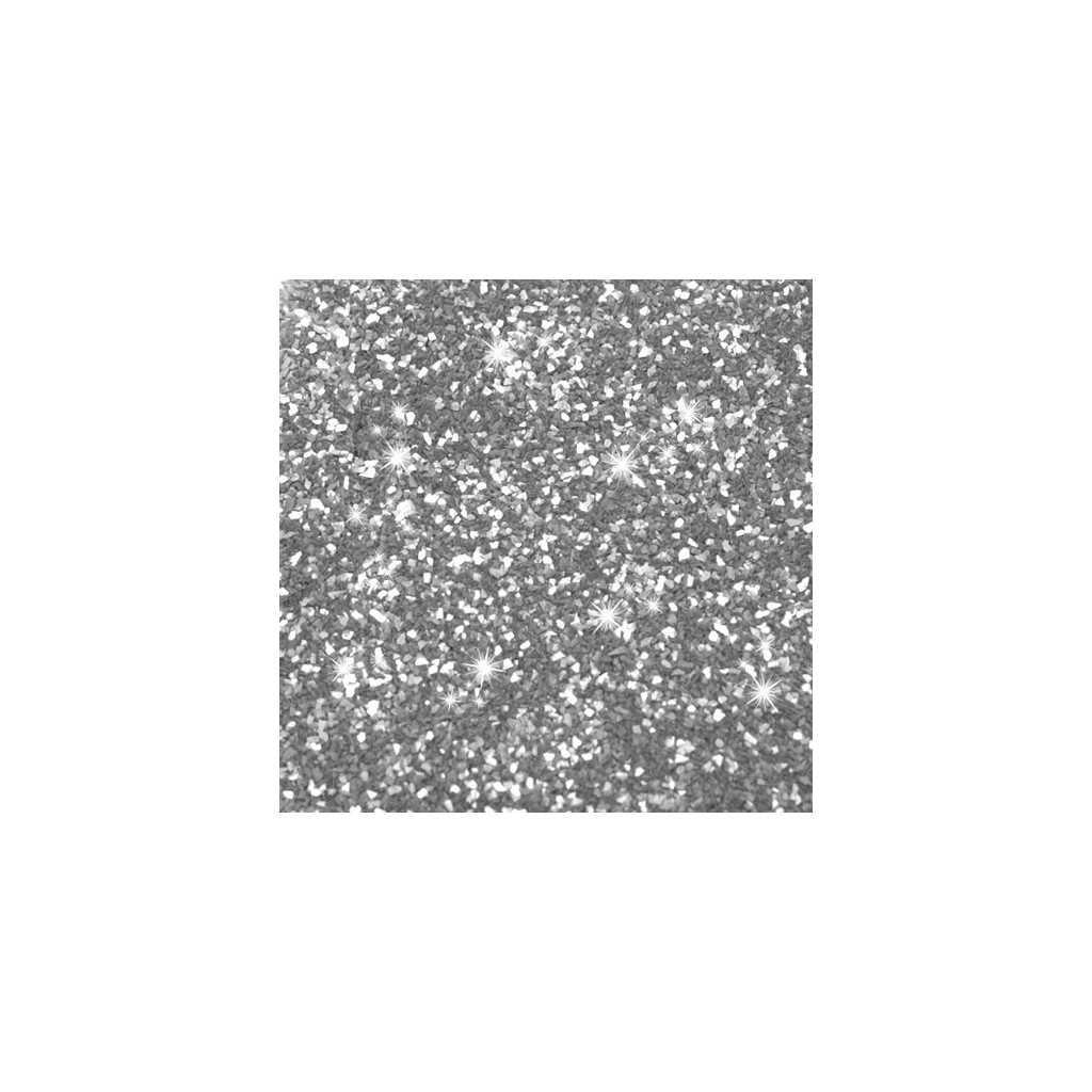 Paillettes Alimentaires Silver Rainbow Dust