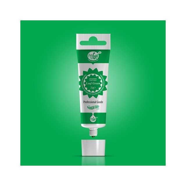 Colorant alimentaire gel Vert clair RAINBOW DUST 25gr