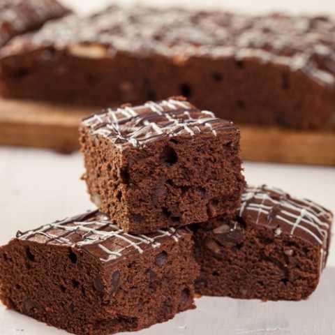 Préparation pour Brownies ou cupcake chocolat 1kg FunCakes