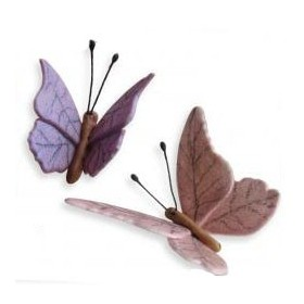 2 emporte pieces papillon JEM