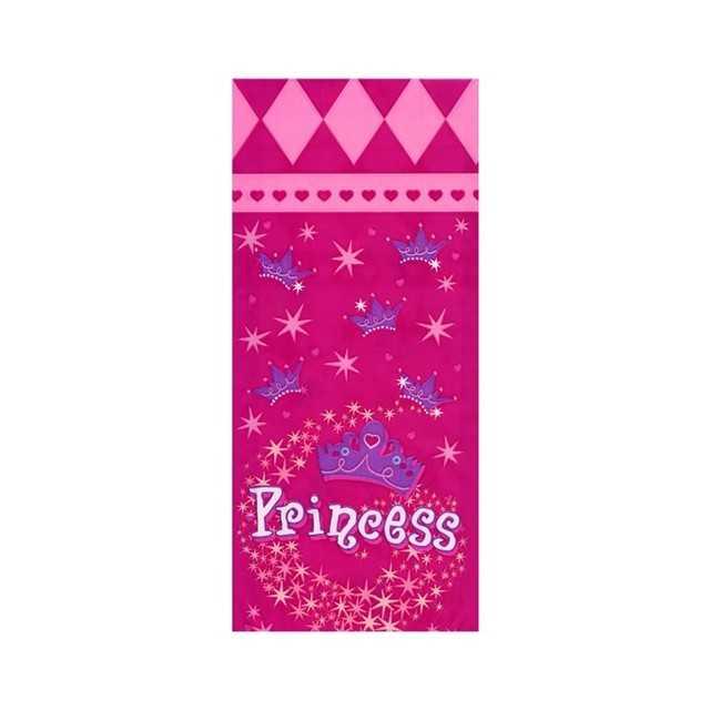 20 Sachets à biscuits ou bonbons rose Princesse Wilton