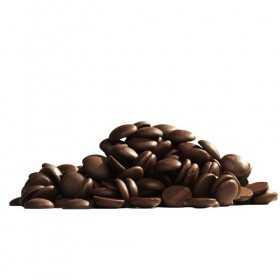 Galets de chocolat noir Callebaut 1kg
