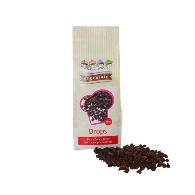 Pépites de Chocolat noir FunCakes
