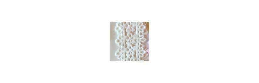 Sucre dentelle - Decoration de gateau.